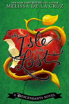 Isle of the Lost Book
