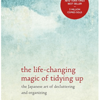 She Reads: The Life-Changing Magic of Tidying Up: The Japanese Art of Decluttering and Organizing