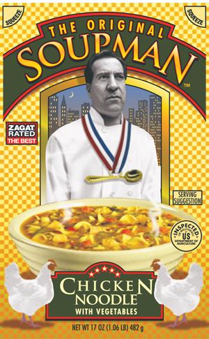 HGG 15 Soupman Chicken Noodle