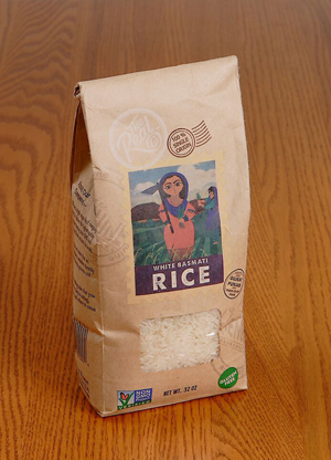 HGG 15 The Real Co White Bismati Rice