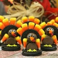 Adorable Turkey Cookies Recipe