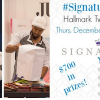#SignatureStyle Hallmark Twitter Party December 10 at 9pm ET – RSVP Here!