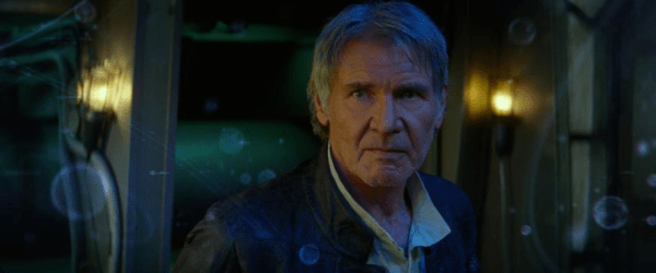 Read my interview with Harrison Ford about his role as Han Solo in STAR WARS: THE FORCE AWAKENS