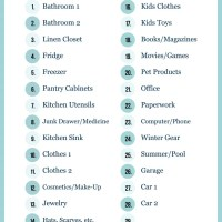 FREE 30 Day Decluttering Challenge Printable!