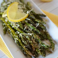 Oven Roasting Asparagus