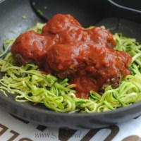 How to Cook Italian Meatballs (A Leaner Version!)