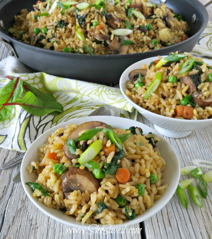 Delicious Fried Rice