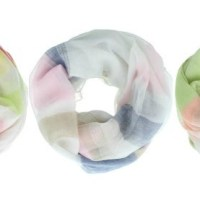 Style Steal! Light Weight Scarves 75% Off! + FREE Shipping!