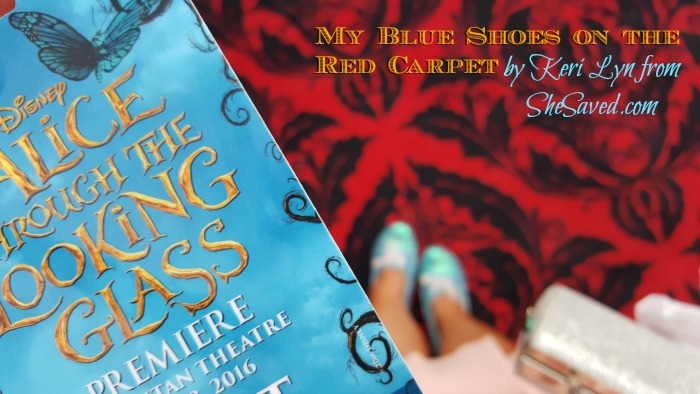 Read all about my time at the Alice Through The Looking Glass Red Carpet Event in LA