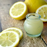 Sweet Lemon Butter Recipe