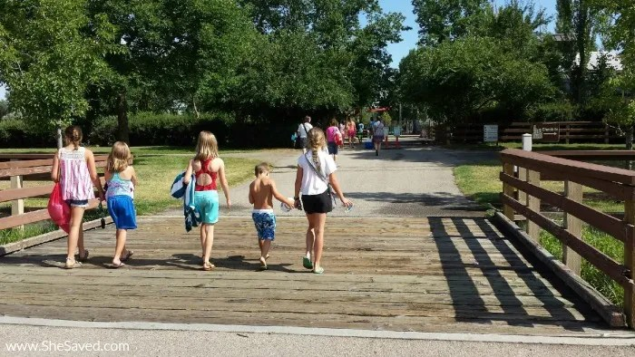 Fun for the entire family, Eagle Island State Park has everything that you need for a day of family fun!