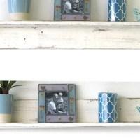 She Shops! Floating Shelves (set of 2!)