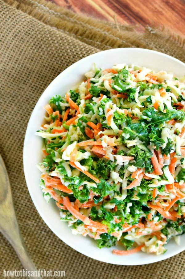 Cole Slaw Dressing from How to This and That