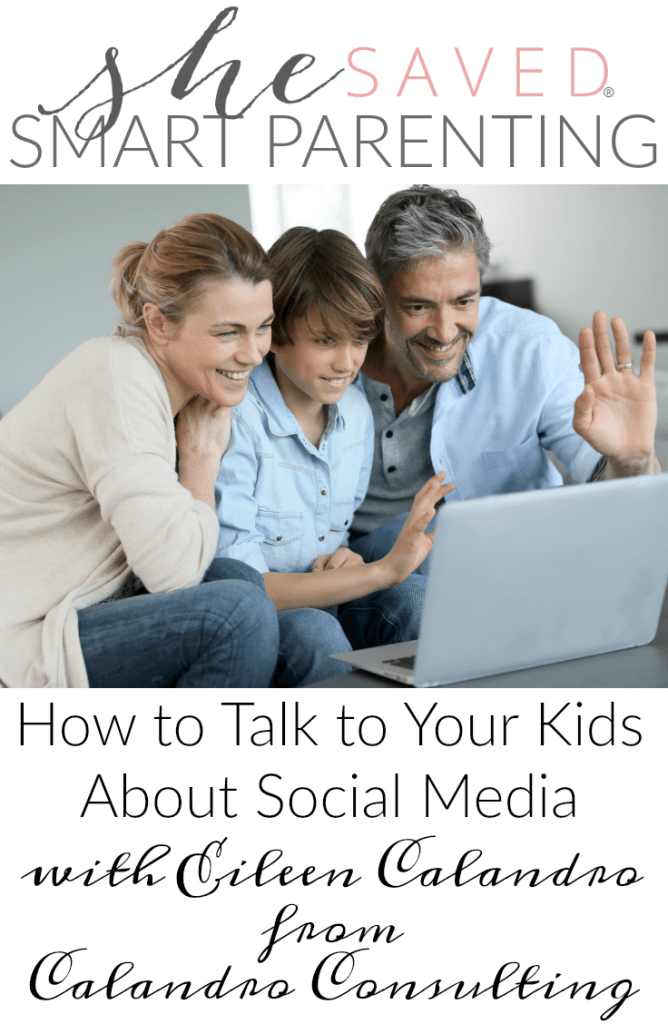 How to talk to your kids about social media