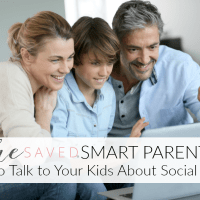 Smart Parenting: How to Talk to Your Kids About Social Media