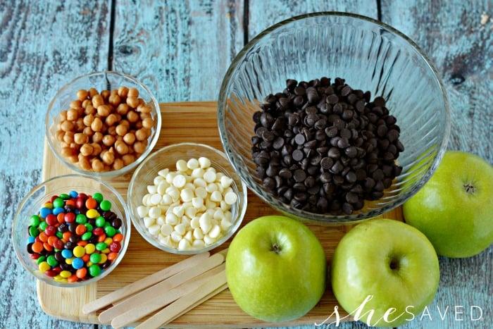 Apple Slice Ingredients