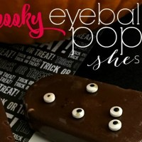 Halloween Fun: Spooky Eyeball Pops