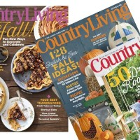 Country Living Magazine for ONLY $7.99/Year!