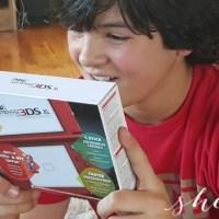Great Gift Idea: Nintendo 3DS XL