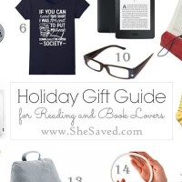 HOLIDAY GIFT GUIDE: Gifts for the Book Lover