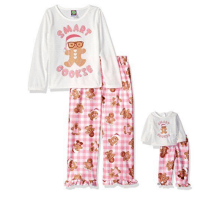 Dollie & Me Christmas Pajamas (and our magical tradition)