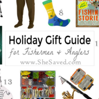 HOLIDAY GIFT GUIDE: Gifts for the Fisherman (or woman!) on Your List