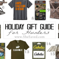 HOLIDAY GIFT GUIDE: Gifts for the Hunter on Your List