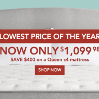 Great Gift Idea: Sleep Number Products