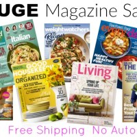 President's Day Weekend Magazine Sale!