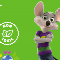 Chuck E. Cheese is Going GREEN with Kids Play Safe + GIVEAWAY!