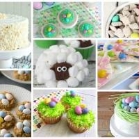 Delicious Dishes Party: Favorite Easter Dessert Recipes