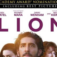 Lion Available on Blu-ray and DVD Today!