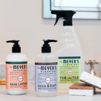 *HOT* Mrs. Meyer's Offer: FIVE Products FREE with Your Order of $20+ FREE Shipping