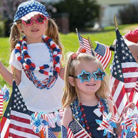 Oriental Trading Company: Save Up to 50% Off Patriotic Party Favors!