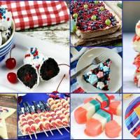 Delicious Dishes Party: Favorite Patriotic Treats