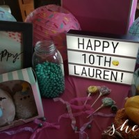 Birthday Party Fun: Creating a Unique Party