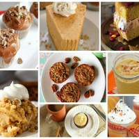 Delicious Dishes Party: Easy Fall Dessert Recipes