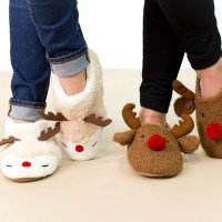 $10 Off Cozy Slippers PLUS Free Shipping!! (starting at $12.95 shipped!)