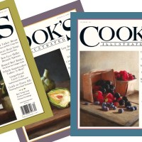 *HOT* RARE Cook's Illustrated Magazine for $6.99!!