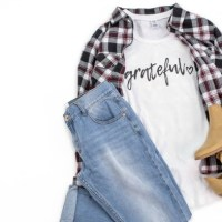 FREE Grateful Heart Tee WITH $29.95 Purchase PLUS FREE Shipping!