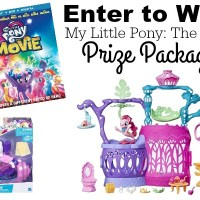 MyLittlePony: The Movie Available TODAY + Giveaway!