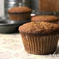Banana Mocha Muffin Recipe