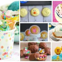 Delicious Dishes Party: Favorite Easter Treats