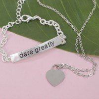 Great Gift Idea! Inspirational Jewelry (Two for $12 Shipped!!)