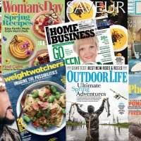 HUGE Tax Refund Magazine Sale: Titles Under $5 Per Year!