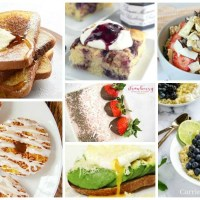 Delicious Dishes Party: Mother's Day Breakfast in Bed Recipes