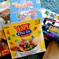 Family Game Night: Favorite Family Board Games (+Giveaway!)