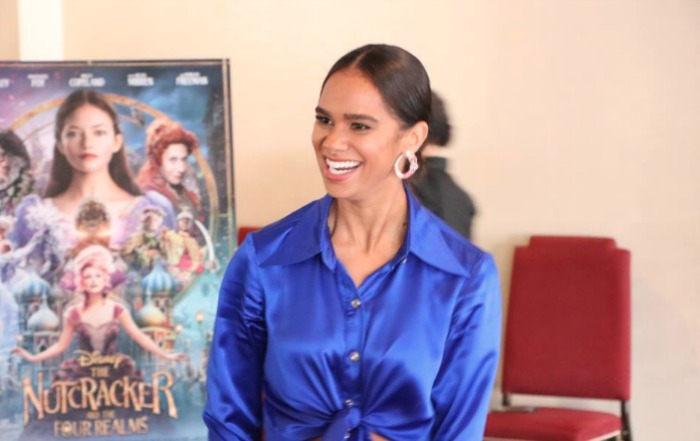 Misty Copeland Dancer in The Nutcracker and the Four Realms