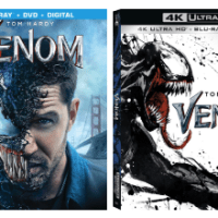 Venom on Blu-ray NOW + Giveaway!