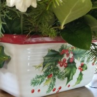 Share Holiday Joy with Teleflora's Hall of Holly Centerpiece + Giveaway #LoveOutLoud